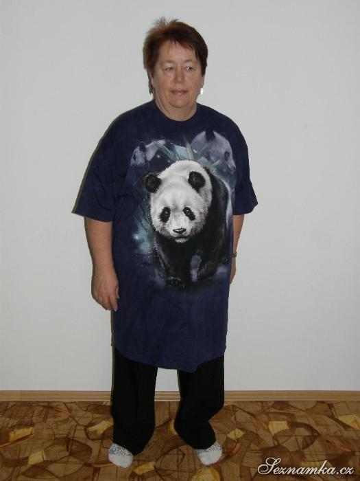 žena, 69 let, Jičín