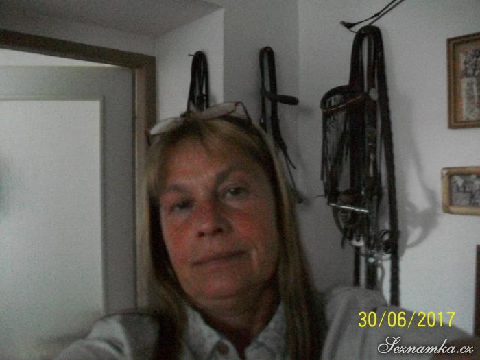 žena, 61 let, Mělník