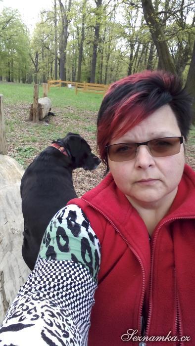 žena, 54 let, Chrudim