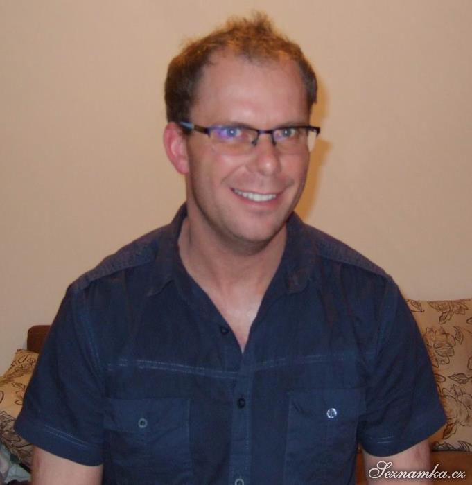 muž, 41 let, Jablonec nad Nisou