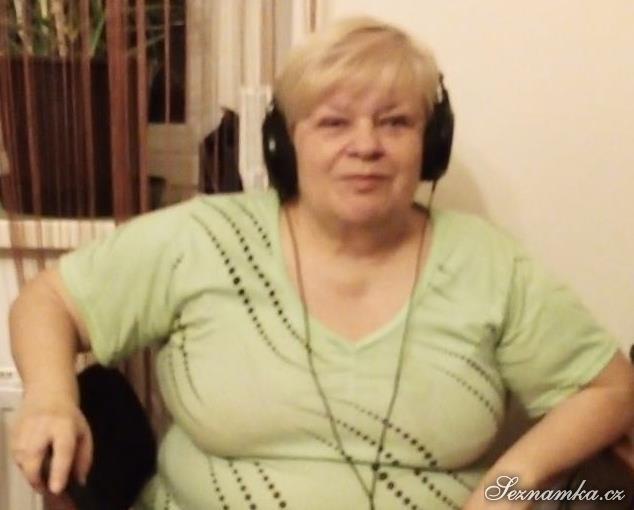 žena, 69 let, Brno