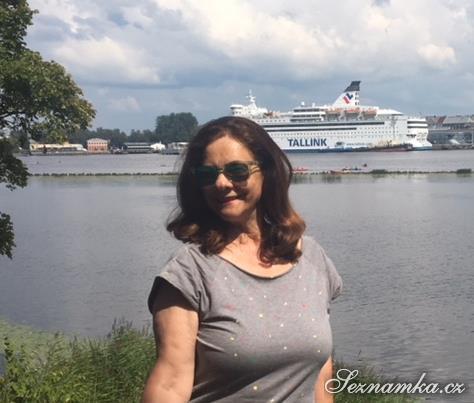 žena, 62 let, Brno