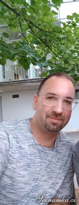 muž, 36 let, Brno
