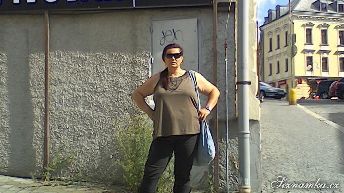 žena, 49 let, Příbram