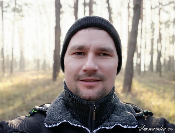 muž, 39 let, Veselí nad Moravou