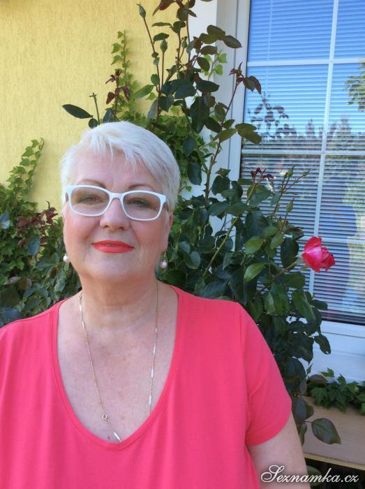 žena, 64 let, České Budějovice