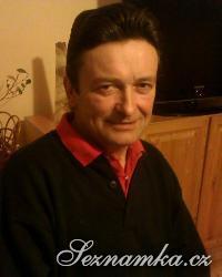 muž, 62 let, Tábor
