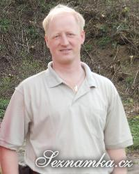 muž, 46 let, Mariánské Lázně