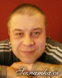 muž, 47 let, České Budějovice