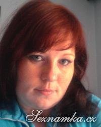 žena, 37 let, Pelhřimov