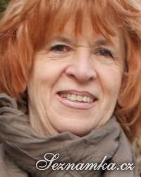 žena, 66 let, Praha