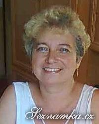 žena, 55 let, Praha