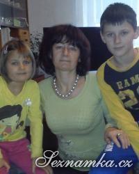žena, 44 let, Olomouc