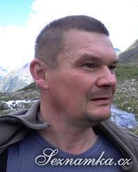 muž, 52 let, Jindřichův Hradec