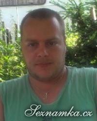 muž, 42 let, Karlovy Vary