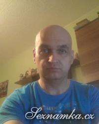 muž, 45 let, Plzeň