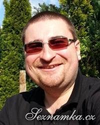 muž, 39 let, Rožnov p. Radhoštěm