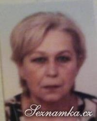 žena, 62 let, Liberec