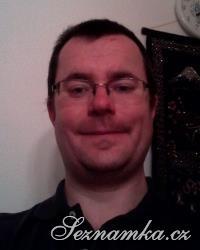 muž, 43 let, Plzeň-jih