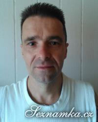 muž, 51 let, Karlovy Vary
