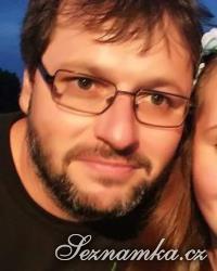 muž, 44 let, Klatovy