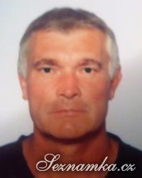muž, 60 let, Uherský Brod