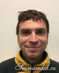 muž, 39 let, Čelákovice