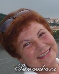 žena, 70 let, Praha