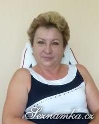 žena, 61 let, Uherský Brod