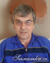 muž, 58 let, Děčín