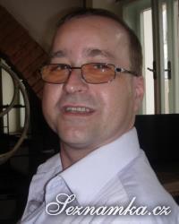 muž, 49 let, Pelhřimov