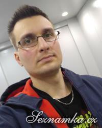 muž, 29 let, Brno