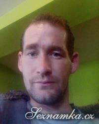 muž, 35 let, Šternberk