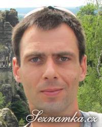 muž, 35 let, Litoměřice