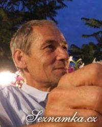 muž, 58 let, Praha