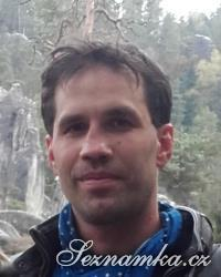muž, 41 let, Poděbrady