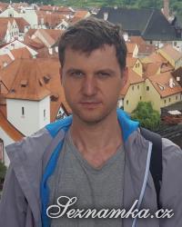 muž, 43 let, Brno-venkov