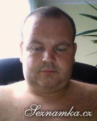 muž, 39 let, Strakonice