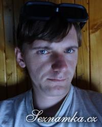 muž, 30 let, Klatovy