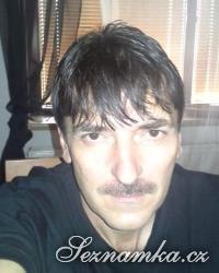 muž, 54 let, Jindřichův Hradec
