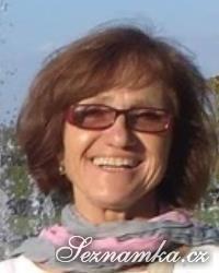 žena, 67 let, Litoměřice