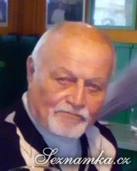 muž, 76 let, Praha
