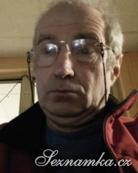 muž, 68 let, Praha