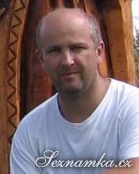 muž, 43 let, České Budějovice