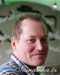 muž, 48 let, Nymburk