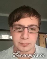 muž, 27 let, Velké Meziříčí