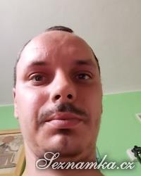 muž, 37 let, Nový Jičín