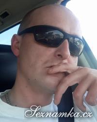 muž, 36 let, České Budějovice