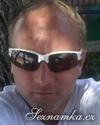 muž, 44 let, Žďár nad Sázavou