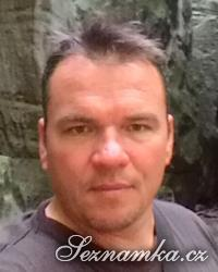 muž, 46 let, Kralupy n. Vltavou